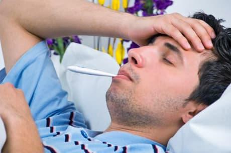 Подагрический артрит лихорадка фото