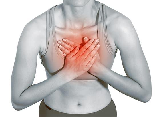 Межреберная невралгия – симптомы и методы терапии