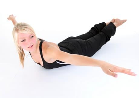 Поясничный остеохондроз - чума XXI века: упражнения для лечения