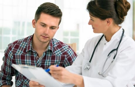 Простата массаж врач