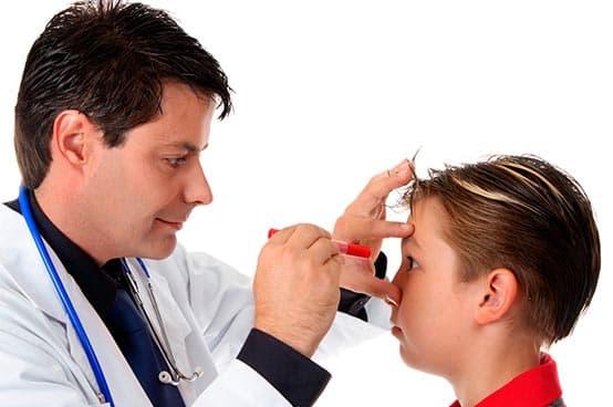 Как лечить коньюктивит у ребёнка