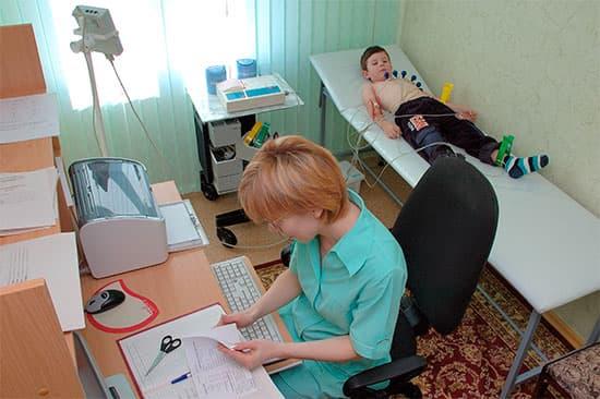 Основные симптомы и методы лечения синусовой аритмии у детей