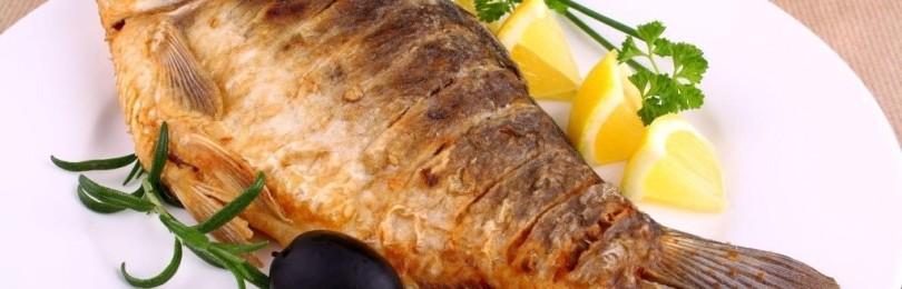 Рыба спасает от развития бронхиальной астмы