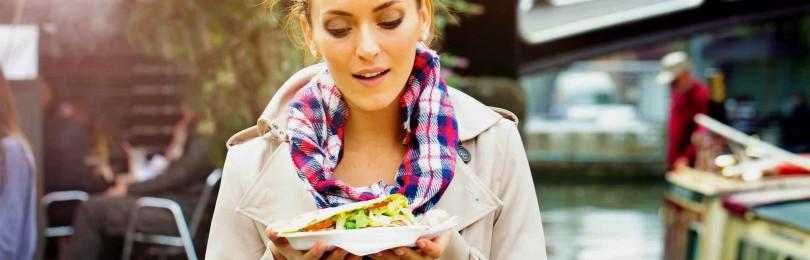 Еда наспех: что происходит с организмом