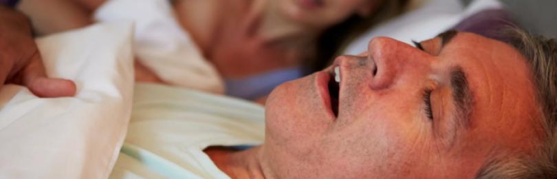 Ночное апноэ — что это такое?