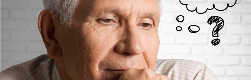 Проблемы с памятью в пожилом возрасте: что делать