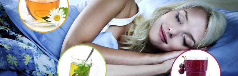 Избавляемся от бессонницы, или 5 самых эффективных напитков для сна