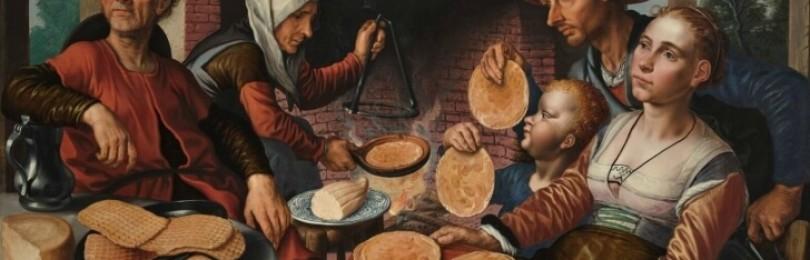 Тюдоровская Англия и пища крестьян. Здоровая ли еда была у людей тех времен?