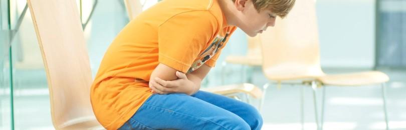 У ребенка гастрит: что делать и чем его кормить