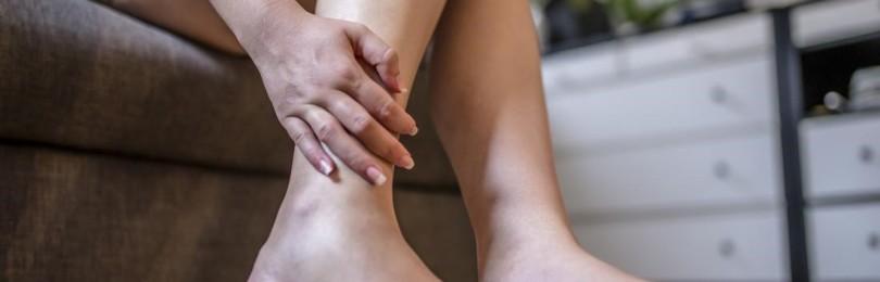Все про отеки на ногах: причины, профилактика, лечение