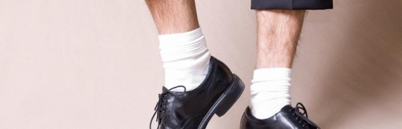 Чем опасны обычные носки