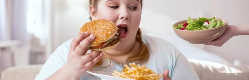 К чему приводит ожирение или вся трагичность лишнего веса