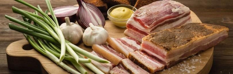 Холестерин в свином сале: угроза для здоровья?