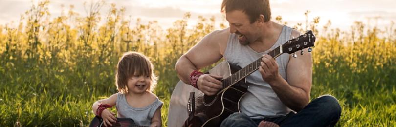 Болезни и особенности, которые папа может передать своему ребенку по наследству
