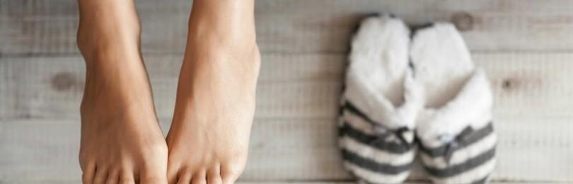 Почему дома мерзнут ноги: причины и способы лечения