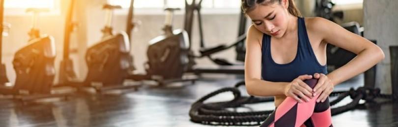 Ногу свело: что делать, когда возникают мышечные судороги