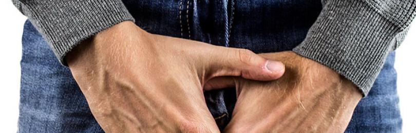 Описание начальной, второй и третьей стадии простатита