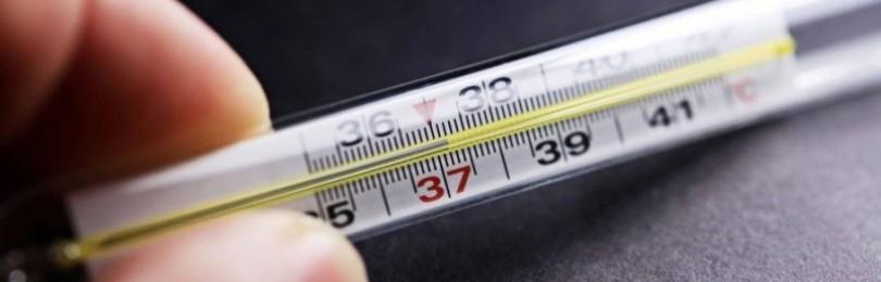 Какую температуру тела рекомендуется сбивать