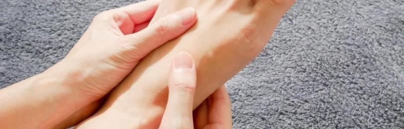 Немеют пальцы на ногах: причины и лечение