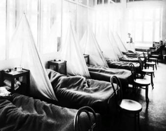 Самая страшная пандемия гриппа «Испанка» 1918 года. Фото и история