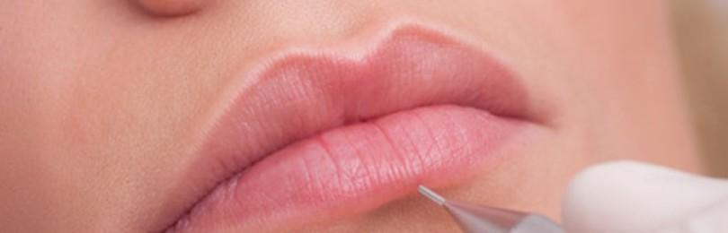 Татуаж губ: достигаемый эффект и зачем нужна коррекция