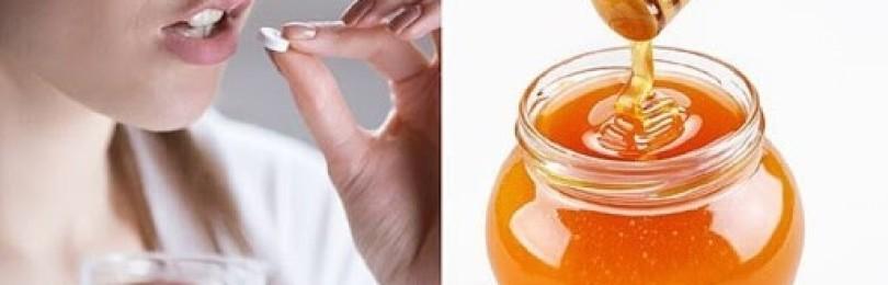 Мед от кашля: польза и эффективность