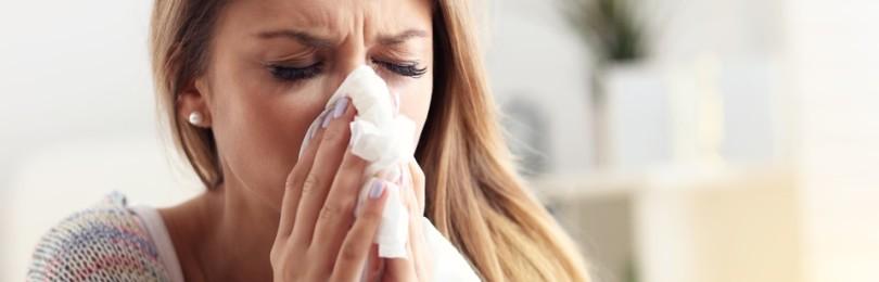 Какие препараты помогут избавиться от заложенного носа