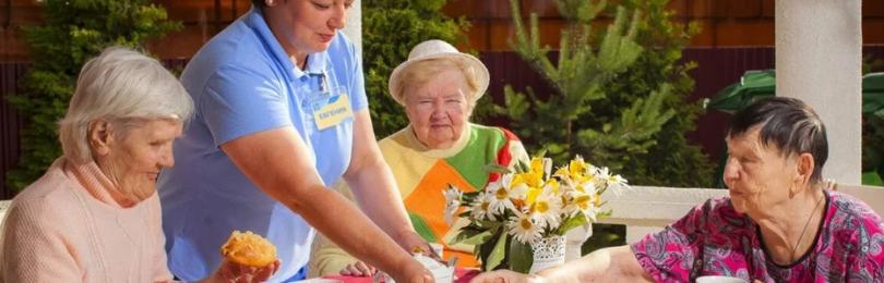 Принципы питания пожилых людей и главные ошибки