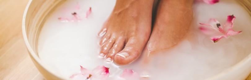 Ороговевшие пятки: как помочь ногам в домашних условиях