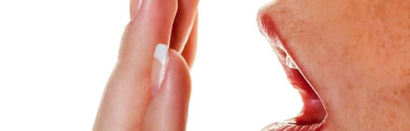 Неприятный запах изо рта – симптом галитоза
