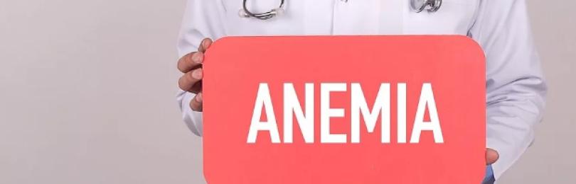 Что есть при анемии? Примеры рациона.