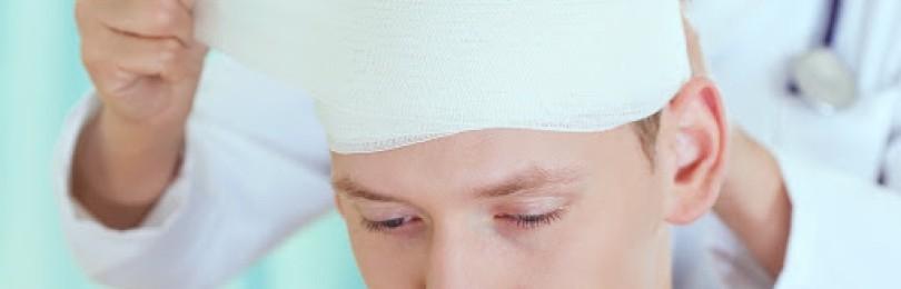 Сотрясение мозга: симптомы, причины травмы и как правильно оказать первую помощь