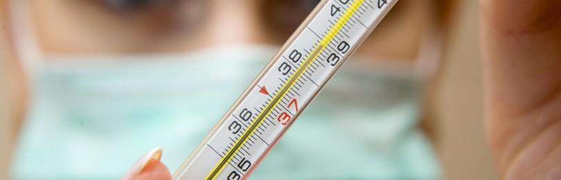 Как измерить себе или ребёнку температуру, если нет градусника