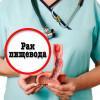 Рак пищевода: распространённость, причины, симптомы