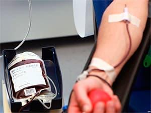 Чистка крови переливанием