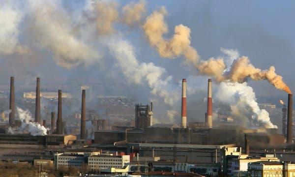 ХОЗЛ промышленные выбросы фото