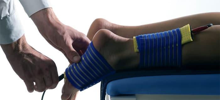 артрит суставов стопы магнитотерапия фото