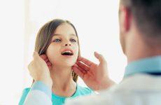 Воспаление лимфоузлов на шее: причины, симптомы и лечение заболевания