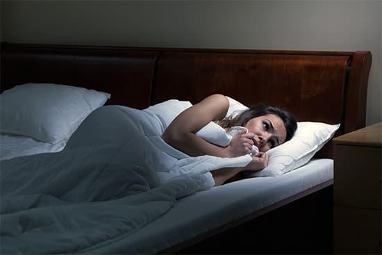 паника в ночное время