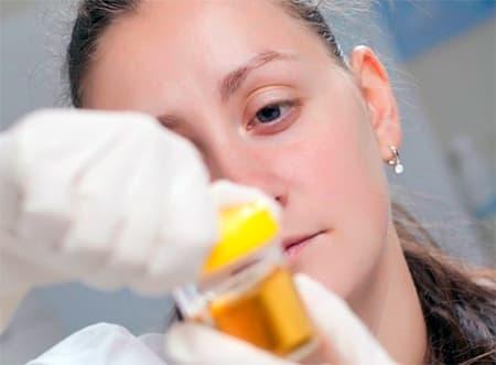 Что такое аморфные кристаллы в моче