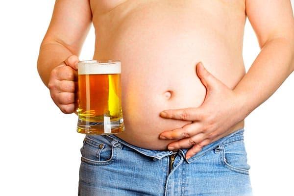 алкоголь с простатитом