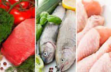 Советы по составлению рациона питания для больных простатитом