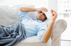 О чем говорит повышение температуры у больного простатитом?