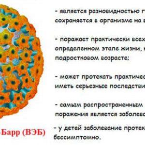 Способы борьбы с самым популярным вирусом Эпштейна-Барр